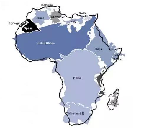中国1990年地图